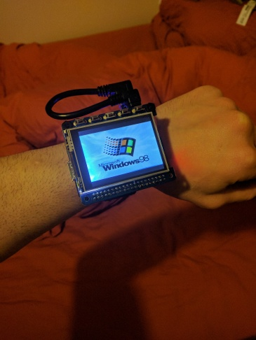 Eat your heart out, Casio.